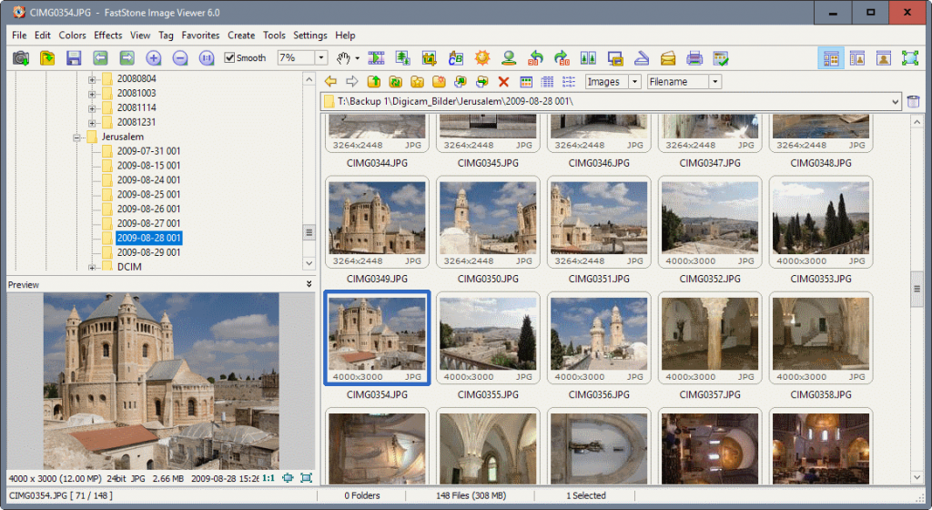 FastStone image viewer android