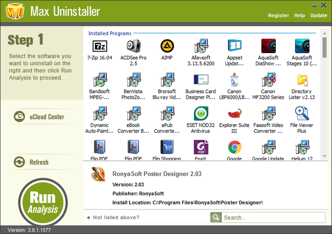 Max uninstaller review