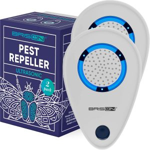 BRISON Ultrasonic Pest Repellent