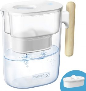 Cup Water Filter Pitcher